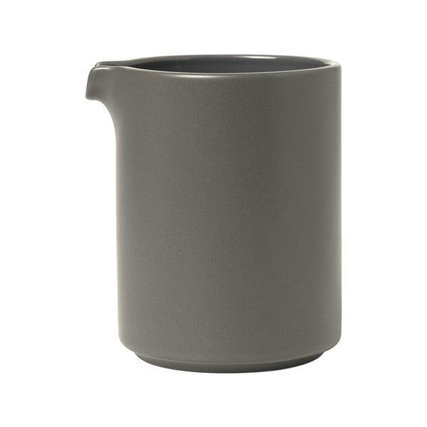 Szary ceramiczny mlecznika Blomus Pilar, 280 ml
