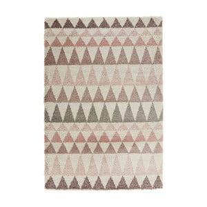 Krémovorůžový koberec Mint Rugs Allure Rose, 160x230cm