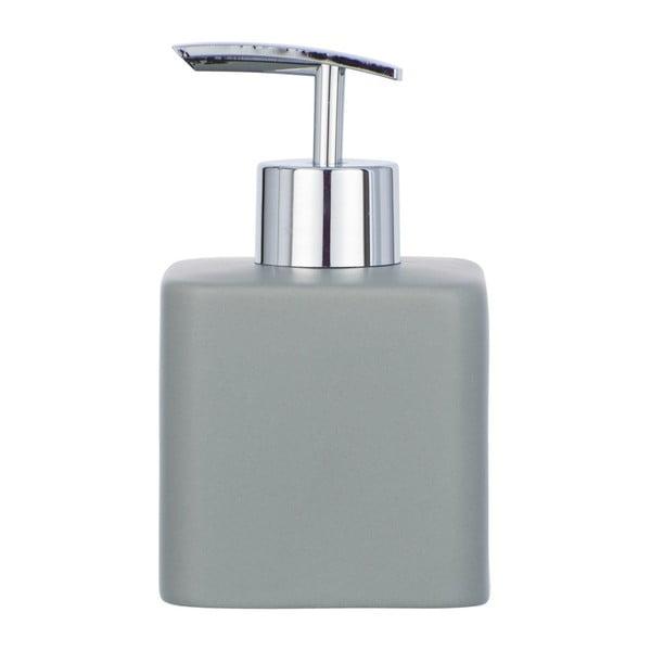 Hexa szürke kerámia szappanadagoló - Wenko