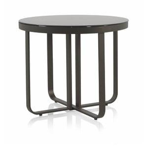 Masă pentru grădină Geese Onyx, ⌀ 90 cm