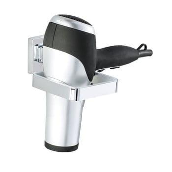 Suport pentru uscătorul de păr Wenko Hair cu sistem de prindere Vacuum-Loc, până la 33 kg de la Wenko