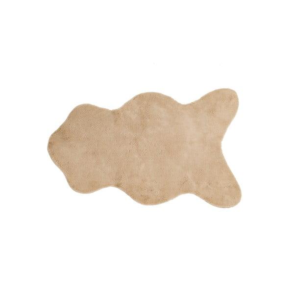 Pískově hnědá umělá kožešina Tiseco Home Studio Rabbit, 60 x 90 cm