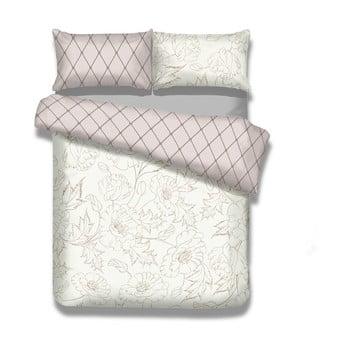 Lenjerie de pat din flanel AmeliaHome Art Nouveau, 140 x 200 cm de la AmeliaHome