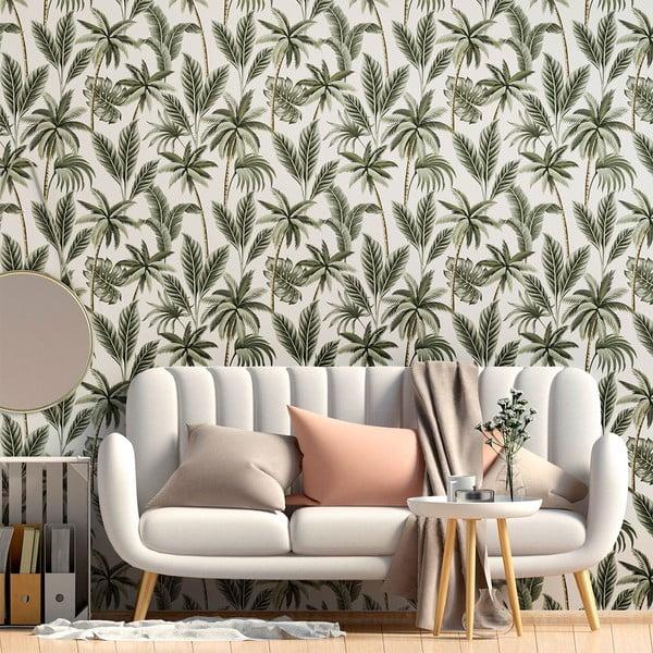 Leaves falmatrica, 60x60 cm - Ambiance
