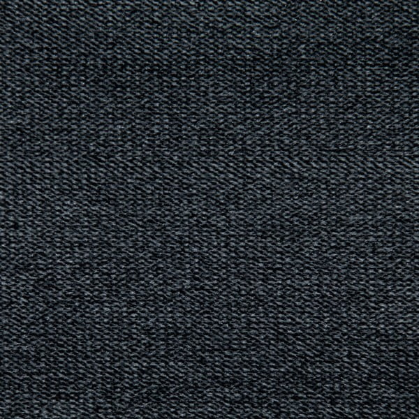 Tmavě šedá postel s přírodními nohami Vivonita Allon,180x200cm