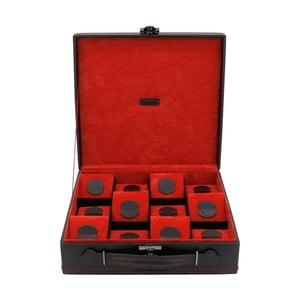 Box na hodinky Carbon 12 Black