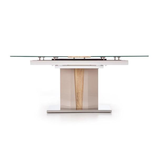 Rozkládací jídelní stůl v dekoru dubového dřeva Halmar Cameron, délka150-180cm