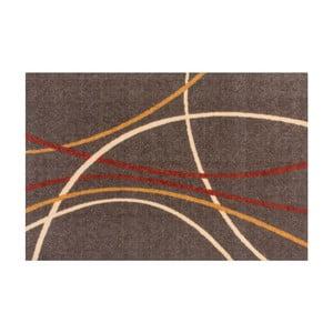 Rohožka Bonjour 118 Brown, 40x60 cm