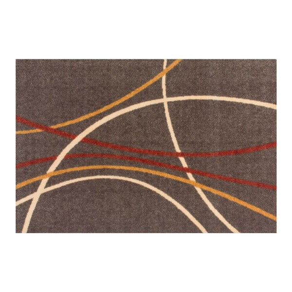 Rohožka Bonjour 118 Brown, 60x90 cm