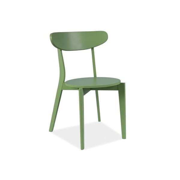 Židle Coral, zelená