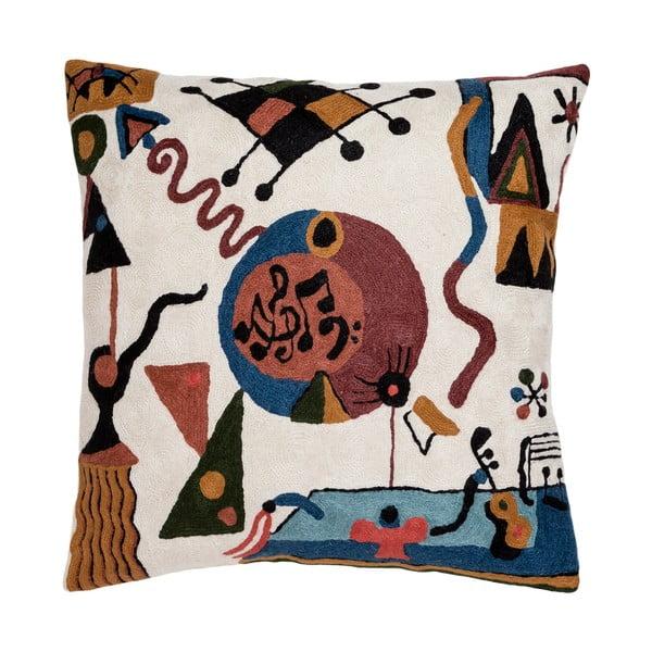 Povlak na polštář Kandinsky Jazz, 45x45 cm