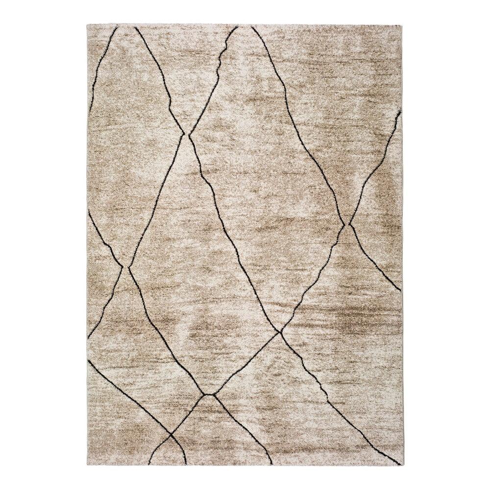 Béžový koberec Universal Hydra Beige, 120 x 170 cm Universal