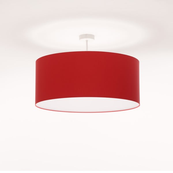 Stropní světlo Artist Cylinder Red/White