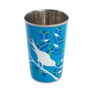 Hrnek Eva Hand Painted Cup, světle modrý