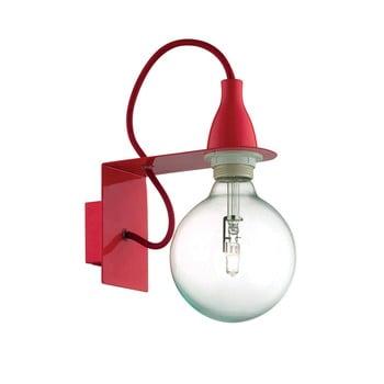 Aplică Evergreen Lights City, roșu de la Evergreen Lights