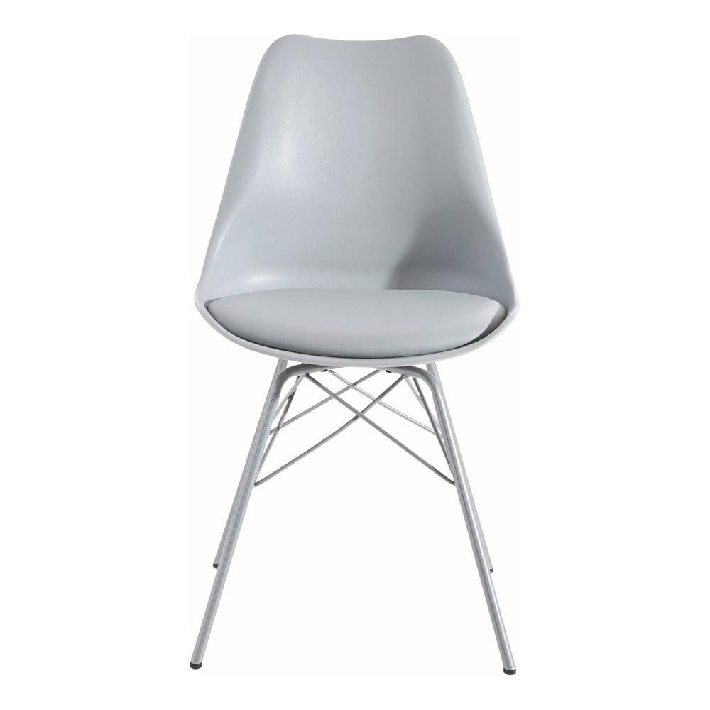 Šedá židle Støraa Landon