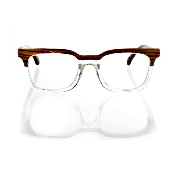 Dřevěné optické brýle Eyewear Moonstone