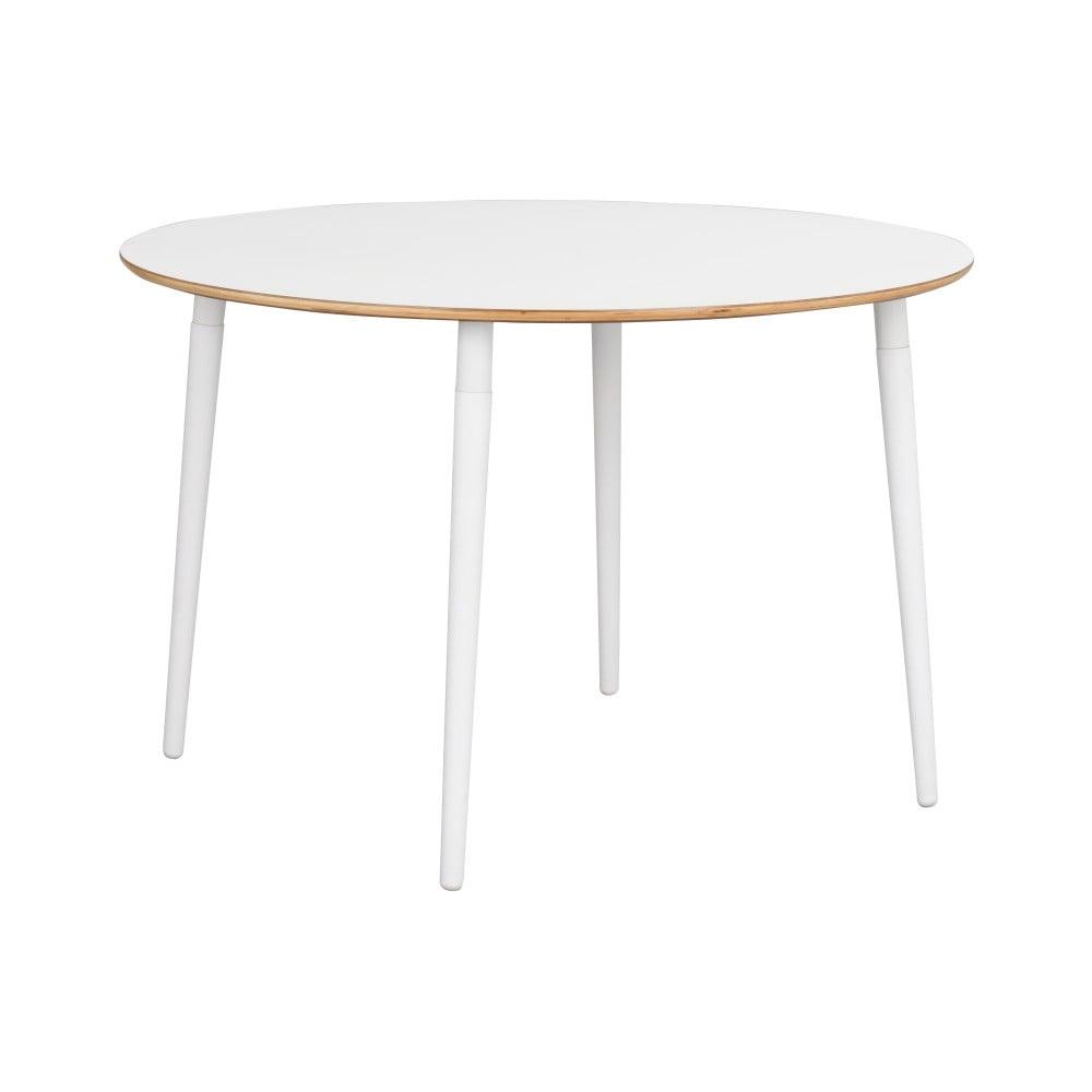 Bílý jídelní stůl Folke Aate