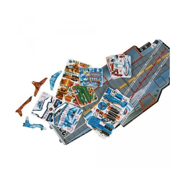 Trojrozměrné puzzle Letadlová loď