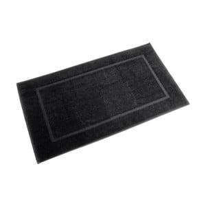 Koupelnová předložka Ziczac 60x110 cm, černá