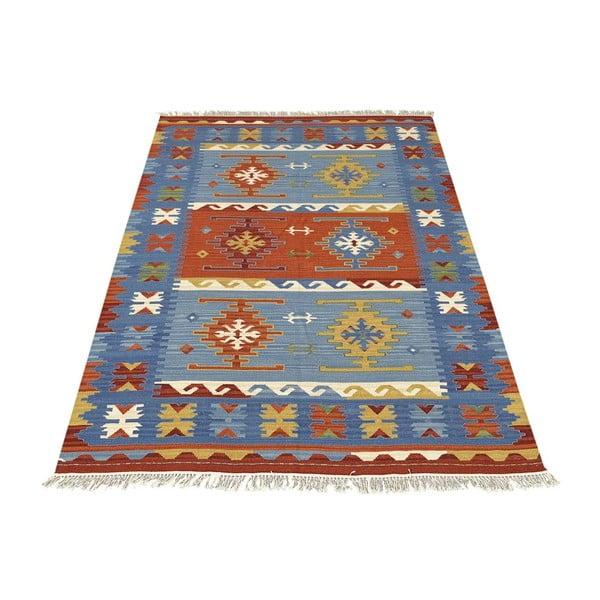 Ručně tkaný koberec Bakero Kilim Classic Mix, 75x125 cm