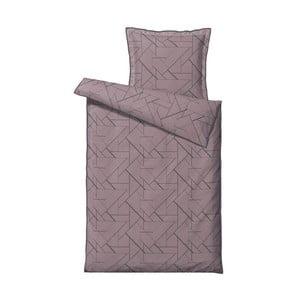 Lenjerie de pat Södahl New Luxury, 140 x 200 cm, roz