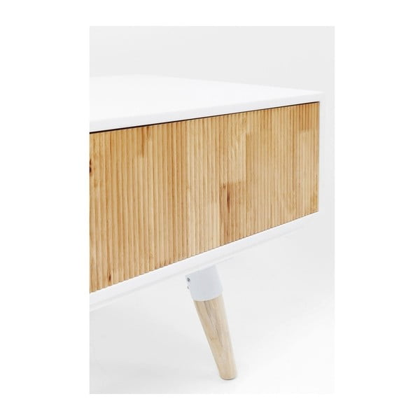 TV komoda v dřevěném dekoru Kare Design Salute