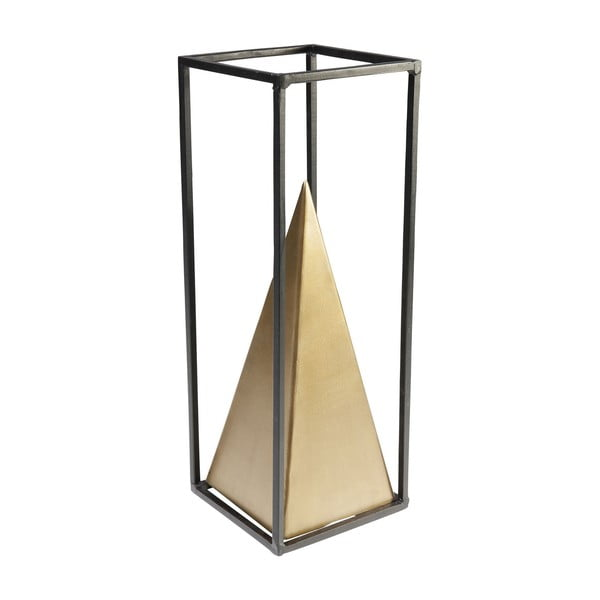 Decorațiune Kare Design Pyramid, înălțime43cm