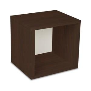 Police Cube, espresso