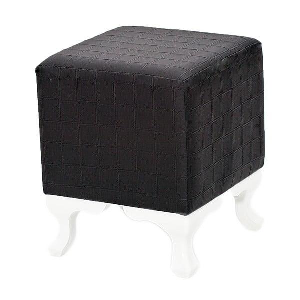 Taburetka Legs, černá