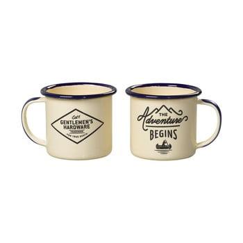 Set 2 căni pentru espresso Gentlemen's Hardware, 150 ml de la Gentlemen's Hardware