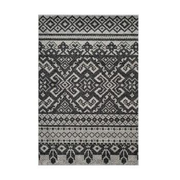 Covor Safavieh Amina Area, 182x121cm, negru de la Safavieh