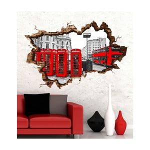 Nástěnná samolepka 3D Art Annelies, 70x45cm