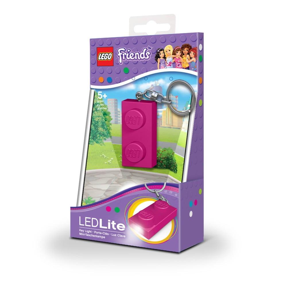 Svítící LED přívěsek LEGO® Friends