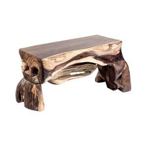 Zahradní stolička z palisandrového dřeva Massive Home Onur Culino