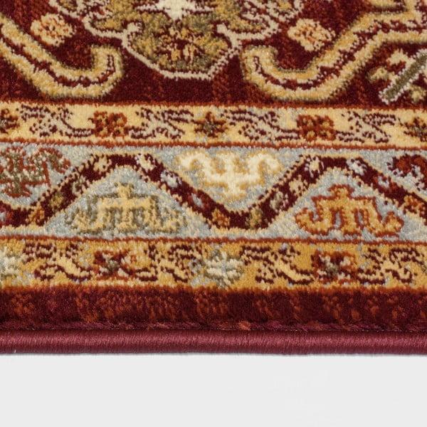 Červenobéžový koberec Universal Khalil Red, 160x230cm
