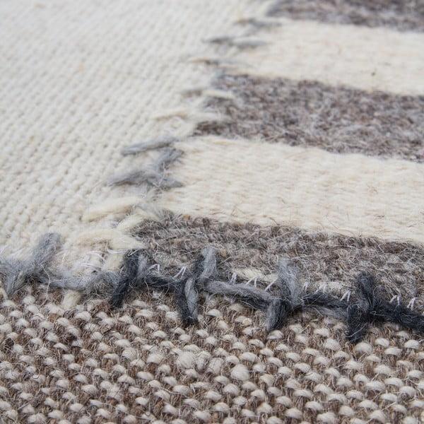 Vlněný koberec Omnia no. 4, 120x170 cm