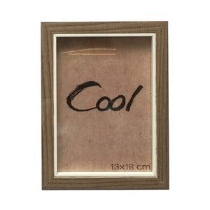 Ramă foto din lemn Maiko Locco, pentru fotografie 13 x 18 cm