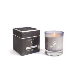 Svíčka s vůní břízy a dubu Parks Candles London  Desire Moods Black, 50 hodin hoření