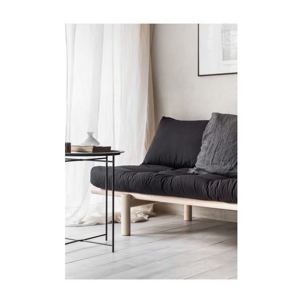 Pohovka selněným potahem Karup Design Pace Natural/Linen