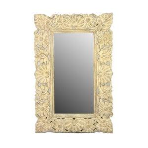 Zrcadlo Orient 60x90 cm, béžové