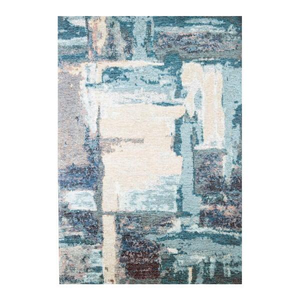 Xavy kék szőnyeg, 80x150cm - Eco Rugs