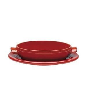 Forma na koláč Tarte Tatin 21 cm, červená