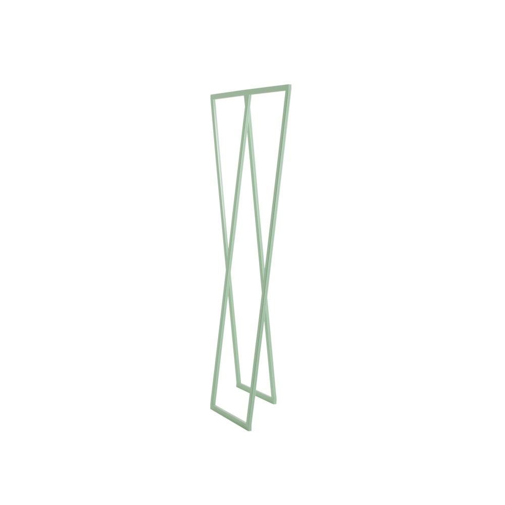 Fotografie Mentolově zelený věšák Custom Form Sabu