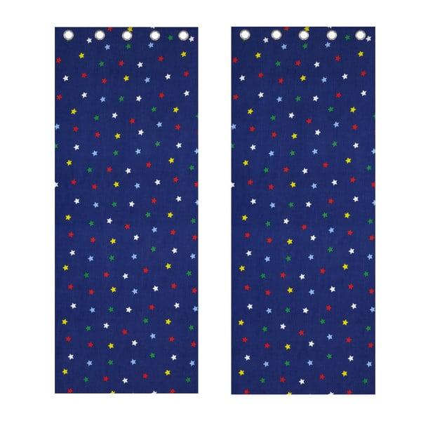 Závěs Multi Stars, 168x183 cm