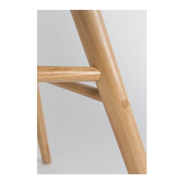 Set 2 scaune cu cotiere Zuiver Albert Kuip, alb