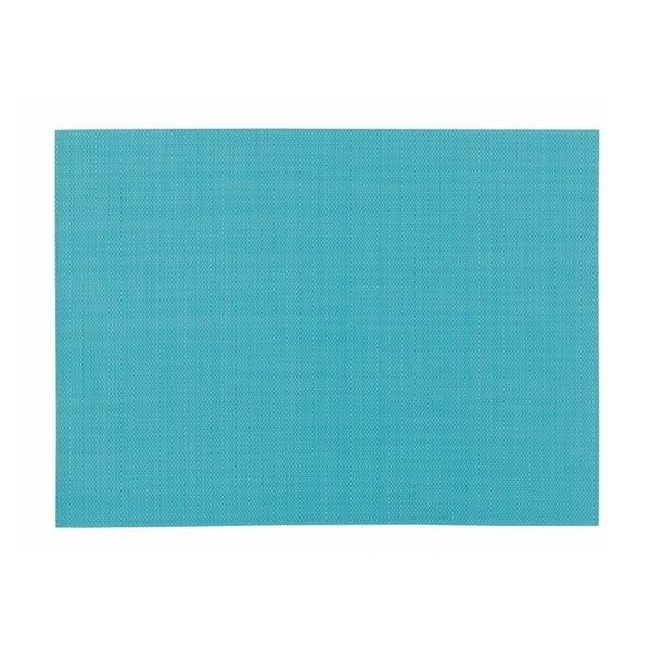 Tyrkysově modré prostírání Tiseco Home Studio, 45 x 33 cm