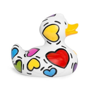 Kachnička do vany Bud Ducks Pop Heart