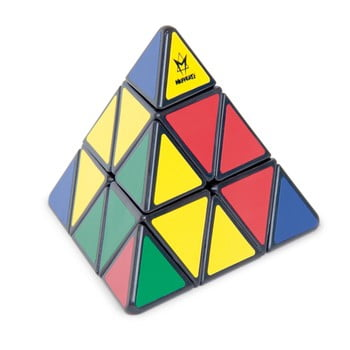Cub Rubik RecentToys Pyramida poza
