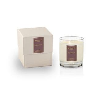 Vonná svíčka ve skle s vůní švestek a vanilky Bahoma London, 75 hodin hoření